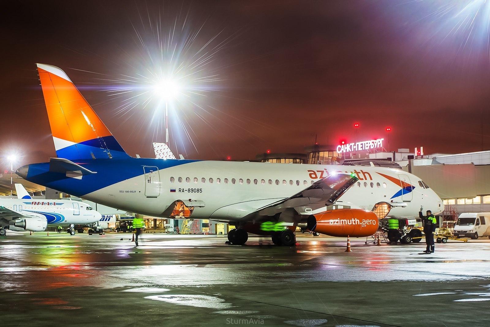 естественные рамы, авиакомпания азимут фото самолеты прокатываем